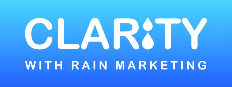 Clarity with Rain Marketing