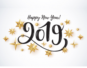 Welcome to 2019!